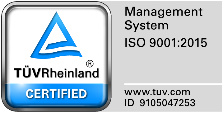 tuvrheinland certified logo