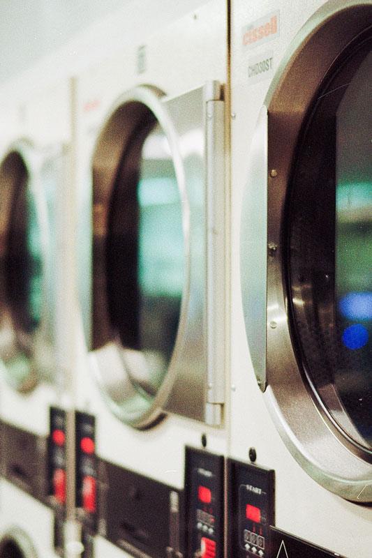 Effluent de machine à laver